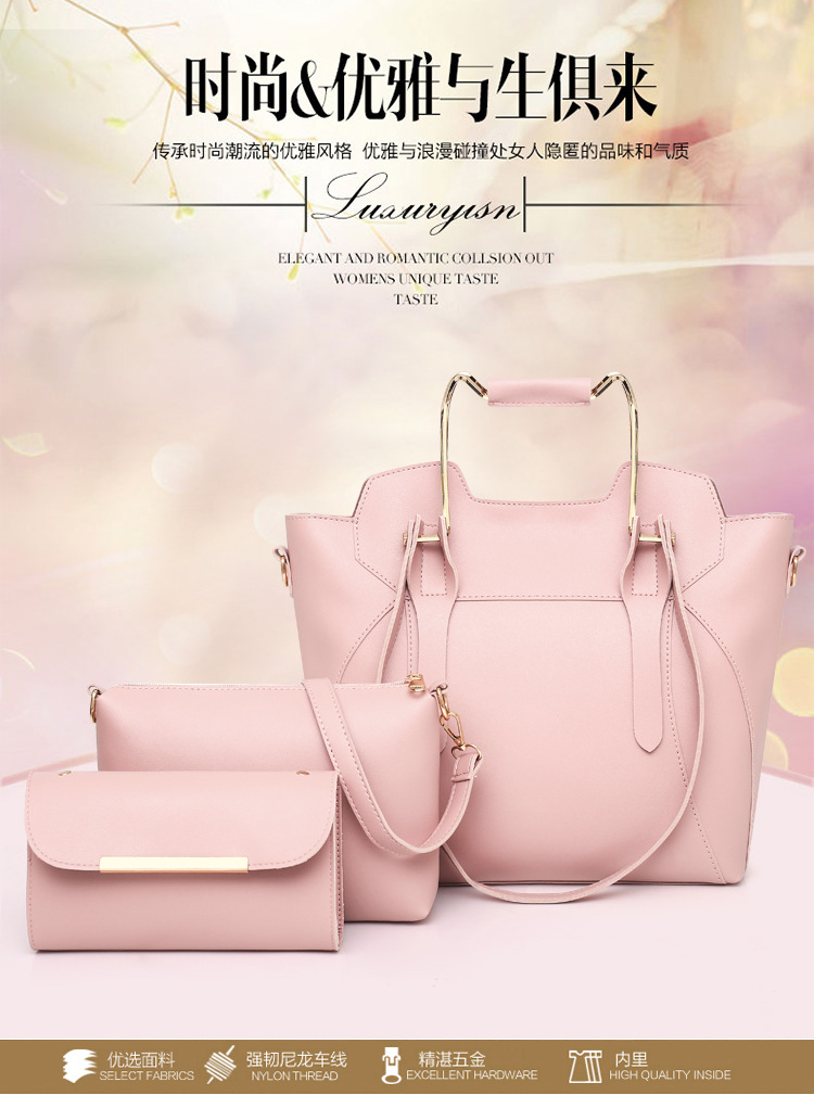 New arrivals casual lady shoulder handbags Inner-Bag