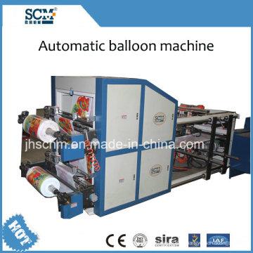 Máquina de balão de folha chapeada Scm-1000 de alta eficiência