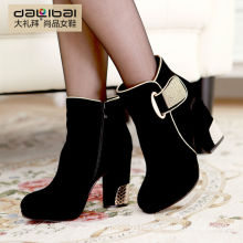 Cheap cute safety boots for women
