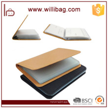 Factory Customized Recycle Washable Folding Kraft Paper Card Holder
