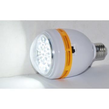 Мощная перезаряжаемая аварийная лампа
