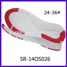 SR-140S026 Neue Kinder Größe Casual weiche eva Phylon Sohle