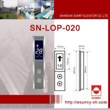 TFT/LCD-Bedienfeld für Aufzug (SN-LOP-020)