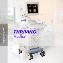 4D High Quality Color Doppler Ultrasound Scanner (THR-CD5000)