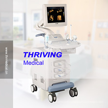 Цветной допплеровский ультразвуковой сканер 4D высокого качества (THR-CD5000)