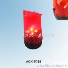9led +4 Red Led Camping Light Ack-5018