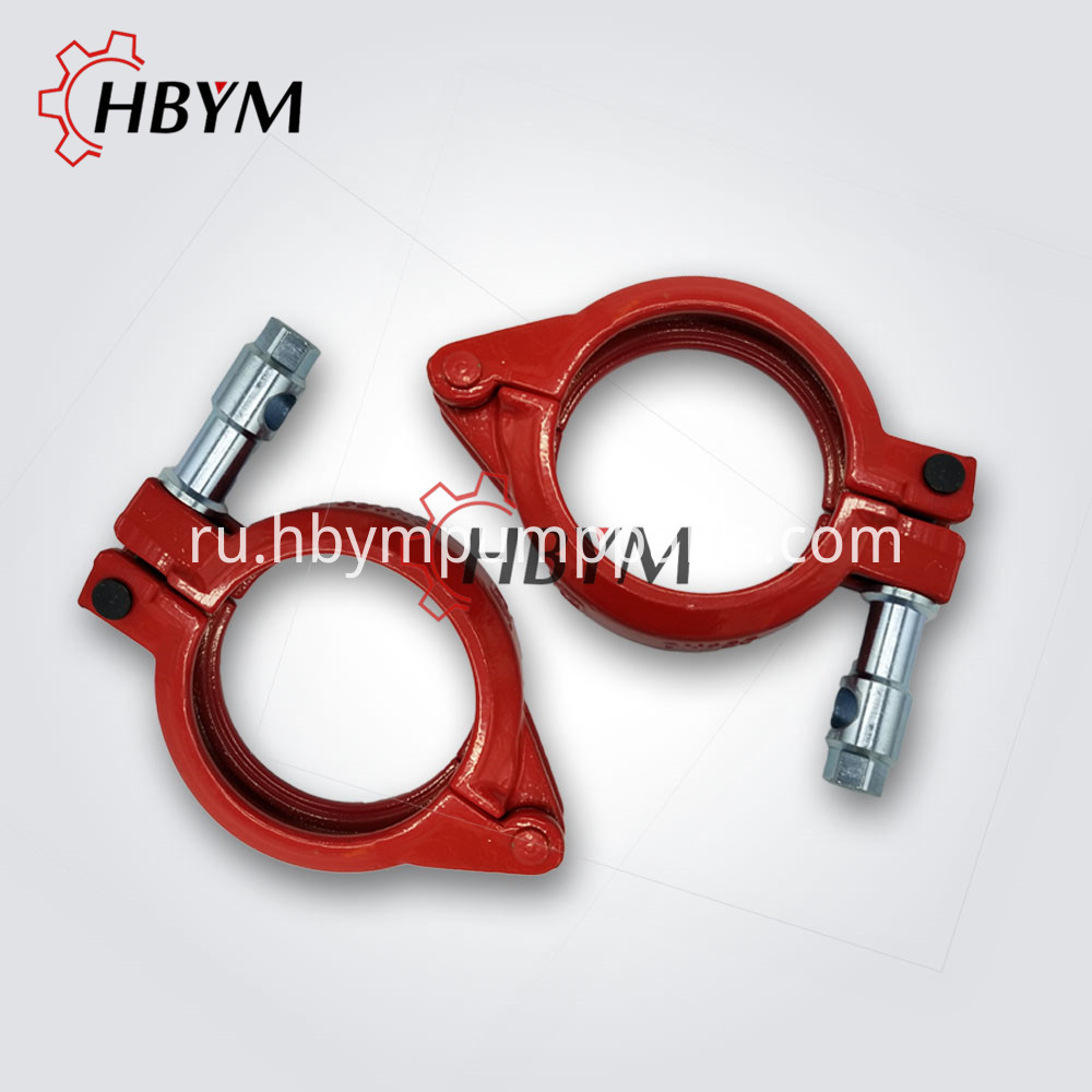 Forged Bolt Clamp 5
