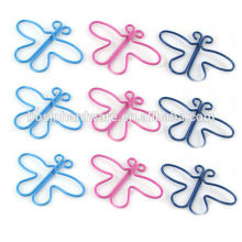 Fashion High Quality Metal Butterfly Paper Clips