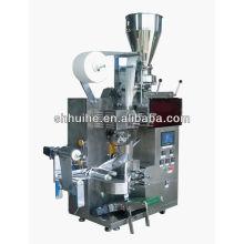 Máquina de embalaje de té con bolsa interior y exterior
