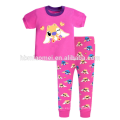 Los pijamas de la historieta al por mayor de los cabritos fijan pijamas de los niños ropa de dormir