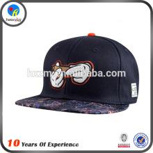 fashion original mens 100% cotton snapback cap
