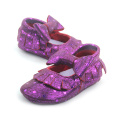 Genuine Leather Moccasins Baby Girl shoes Wholesales