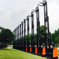Caminhão elétrico do alcance de 1600kg 2000kg 3m-12m Seated