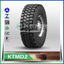Keter Brand New Truck Tyre Pattern KTHS1 315/80R22.5-20PR with lower truck tyre prices
