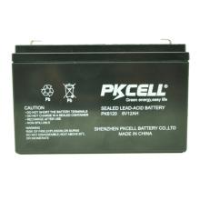 2018 6v 12ah wartungsfreie Bleibatterie