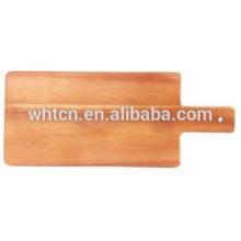 Placa de corte de Acacia de alta qualidade Placa de corte de madeira da cozinha