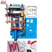 bra strapscelets silicon automatic embossing machine