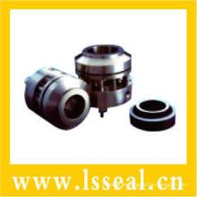 Sello mecánico único duradero (HF202) con resortes Muti para soluciones químicas corrosivas en general, etc.