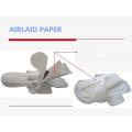 HYGIENE PRODUCT RAW MATERIALS AIRLAID PAPER NAPKIN AIRLAID PAPER