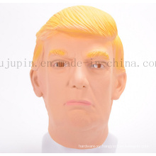 Custom Latex Trump Mask Toy for Halloween Cosplay Promotion