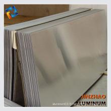 Plaque en aluminium de qualité 3A21 avec prix d'usine