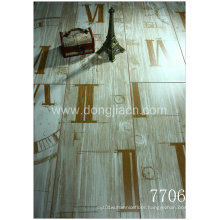 Roman Letter Laminate Flooring with High Abrasion 7706