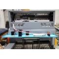 custom pvc patch oven machine