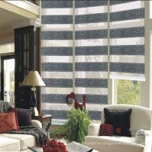 Día y noche tamaño de la persiana de ventana estándar
