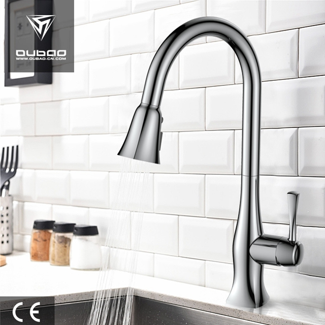 Single-Lever Kitchen Tap