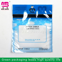 clear plastic food packaging heat sealable bag for frozen food