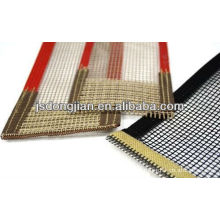 High temperature resistanceteflon coated open mesh belt