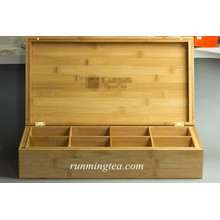 Customized bamboo multiple boxes