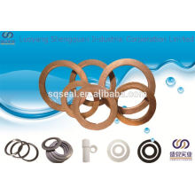 copper metal flat gasket products