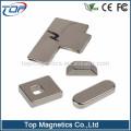 Cast Alnico Magnet Alnico Fan Shape Magnets for Magnetic Motors
