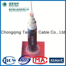 Самые дешевые цены оптовых цен Автомобильный силиконовый резиновый кабель куртки