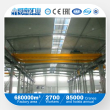 Hot Sale Sq Type Hand Driving Double Beam Crane