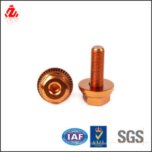 China proveedor tornillo de cobre y sujetador (perno y tuerca)