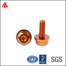 China fornecedor parafuso de cobre e fixador (parafuso e porca)
