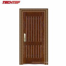 TPS-069 Conception de la porte d'entrée extérieure en acier inoxydable