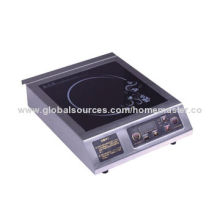 Commercial Induction Cooker with Stainless Body