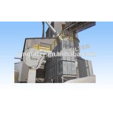 Filtro de trituradora Industrial Dust Extractor Cyclone Dust Collector