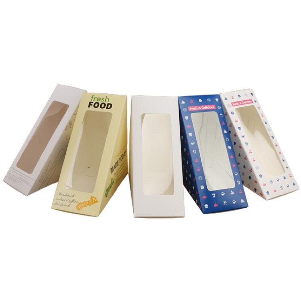 Baking packaging packing