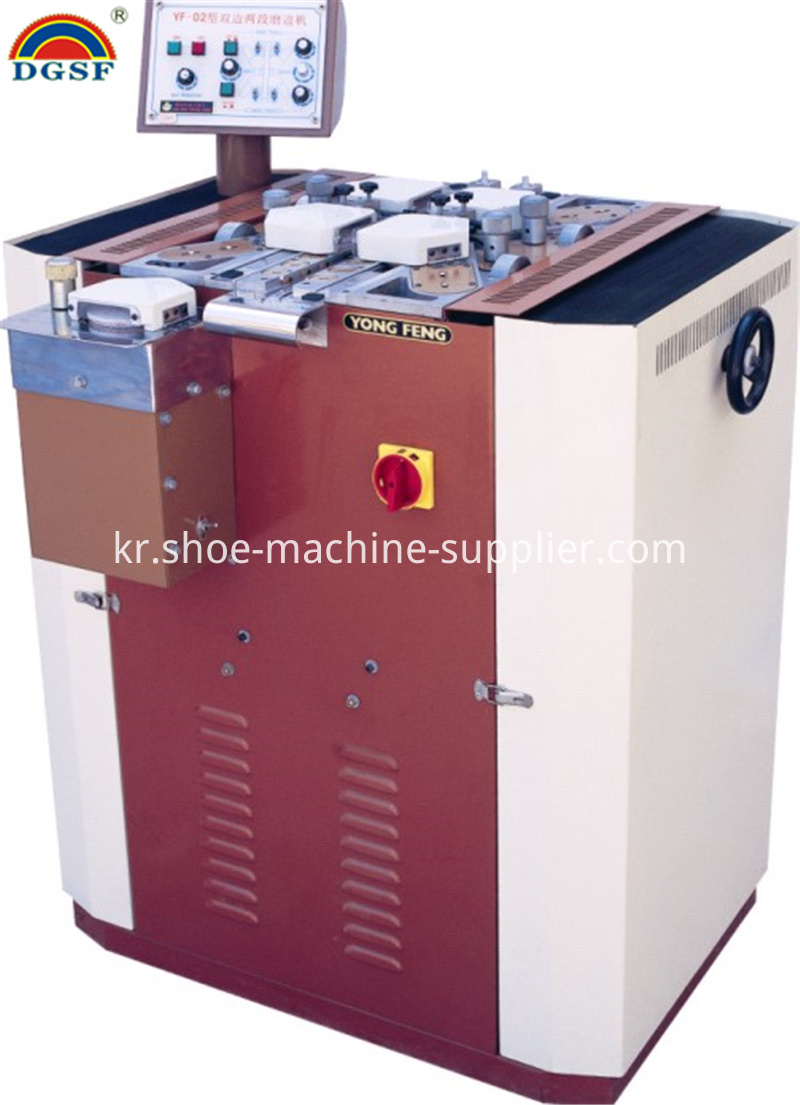 Leather Belt Grinding Machine