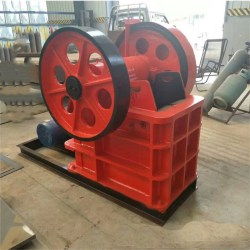 building material jaw crusher