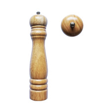 Wood pepper mills bottle