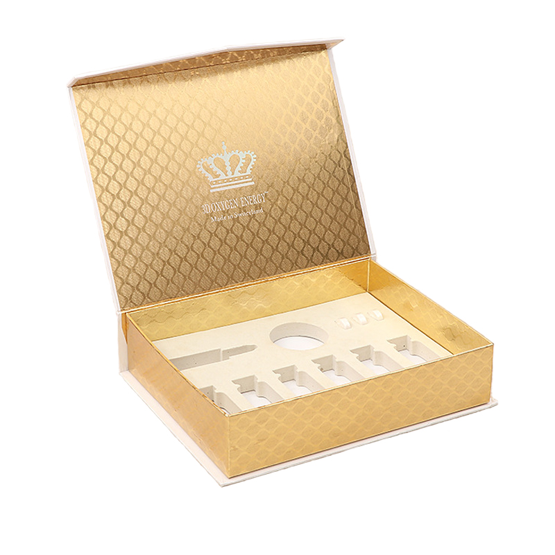 Gold Paper Packaging Box