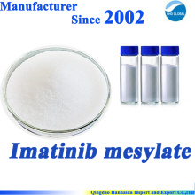 HOT!!GMP factory supply high quality Imatinib mesylate CAS 220127-57-1