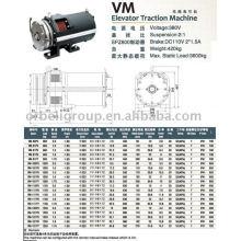 Aufzugsfahrmaschine (Gearless-ER VM Serie)