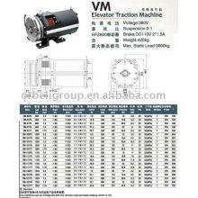 Máquina de tração de elevador (série VM Gearless-ER)