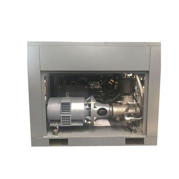 Compresseur d'air à vis rotatif entraîné par courroie de rendement élevé 60hp 45kw
